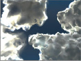 15分で描く雲