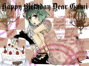 Happy Birthday Dear GUMI