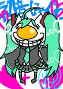 【にゃぐわ】KON○AMIとSE○GAの夢のコラボ【初音ミク】