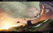 天使ちゃんが天使な絵