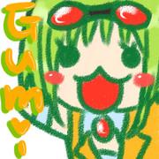 Gumiiiii (笑)