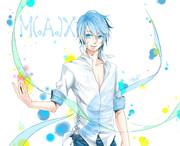 M(。A。)X