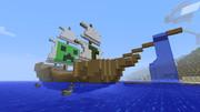 ガレオン船「TAKUMI」