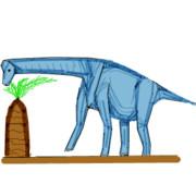 お絵カキコ・ブラキオサウルス
