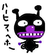 【マウスとペイント】バイキンマン【描いてみた】