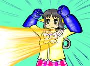 マジンガーNANO「今だ!出すんだ!ブレストファイヤー!!」