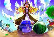 聖白蓮の全身全霊をもって割らせていただきます!!