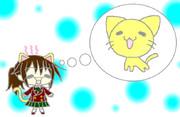 素描(そびょう)より素猫(すねこ)がいいにゃー