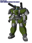 ジェノアス強襲用重装甲型