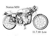 Norton M50