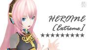 【project DIVA 2nd】HEROINE【エディット画像】