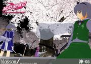 """新作動画""""blossom//"""" 大⑨州東方祭用ポスター"""