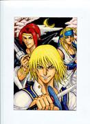 月華の剣士