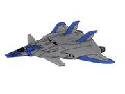 FF-X7-Jet ジェット・コア・ブースター(通称:コア・イージー)