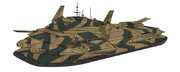 BIG TRAY ビッグ・トレー級地上戦艦