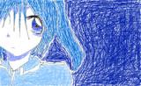初音ミクマウスで描いてみました。