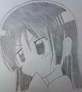 伊澄さん模写
