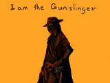 He is gunslinger