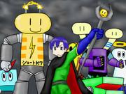 マジンガーNANO「出現!ドクター・ナカムラと機械獣軍団!!」