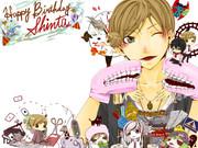 Happy Birthday to Shinta