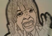 柳原さんに「か~ら~の~」って振られた時のはるきゃんを描いてみた('∀'●)