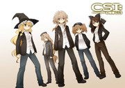 CSI:幻想郷