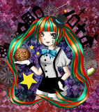 Mrs.Pumpkinの滑稽な夢