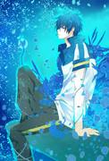 【KAITO】青の世界