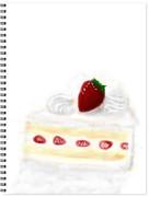 ショートケーキ・・・?
