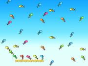空を自由に飛びたいな