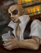 龍城飯店のマスター