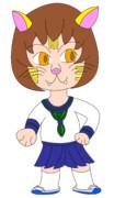 【金澤佳雅】 猫娘JK