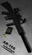 AR-16S bulletflight