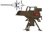 M-101A3 対MS重誘導弾 リジーナ