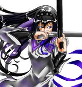 教育してあげる。本当の魔法少女の闘い方というものを。