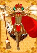 アルビノ天使