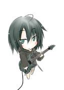 ギター子(仮)その2