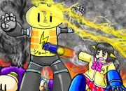 マジンガーNANO「死闘!マジンガーNANO対機械獣軍団!!」