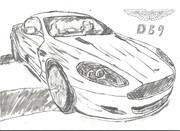 アストンマーチン DB9