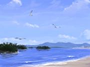 松島や~ ああ松島や、松島や