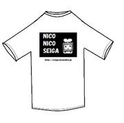 ニコニコ静画Tシャツ
