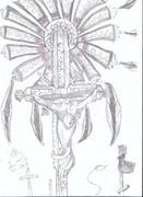 カナン神話「エール」と魔術師