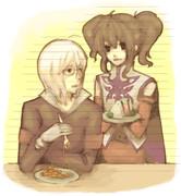 アニスとディスト