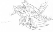 デジモン 四聖獣 スーツェーモン