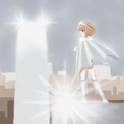 白き幻の塔と光の戦士ジャンヌ