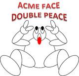 ACME FACE DOUBLE PEACE