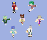 Minecraft 東方神霊廟 Collections