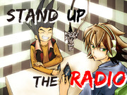 STAND UP THE RADIO