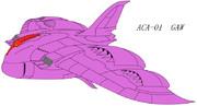 ACA-01 ガウ攻撃空母