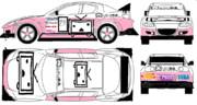 ニコニコRX-8 GT500